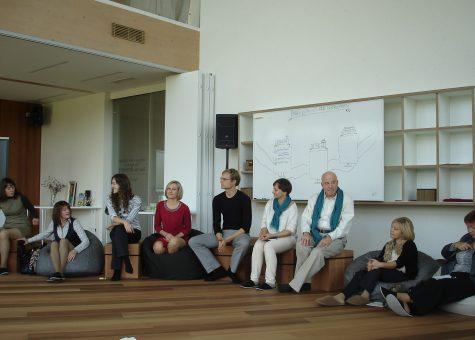 """Atviro dialogo seminaras """"Socialinis virsmas Lietuvoje: nuo įstaigos prie bendruomenės"""""""